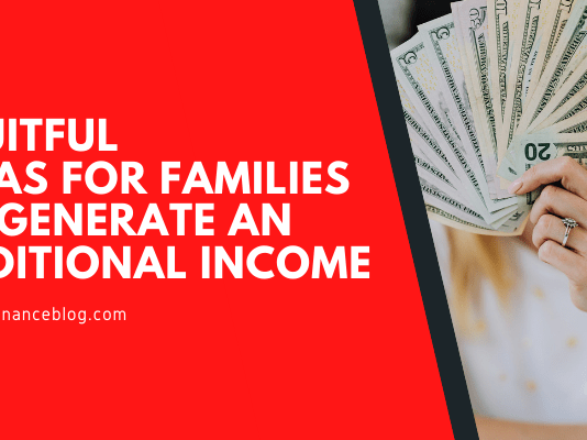 Generate an Additional Income